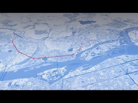 «В конце тоннеля»: сможет ли одна ветка метро уменьшить пробки в Красноярске
