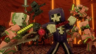 """Download """"Hard Pill to Swallow"""" - A Minecraft Original Music Video ♪ Mp3 and Videos"""