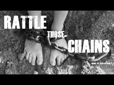 rattle those chains by Ivan Beecroft