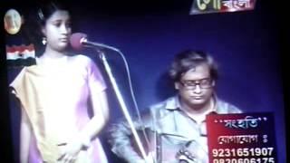 Jhun Jhun Moyna Nacho Na Angelina Banerjee Sonar Bangla Tv Xvid
