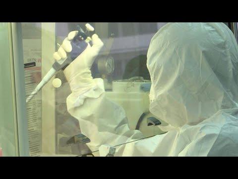 Coronavirus: un laboratoire thaïlandais teste des échantillons du virus | AFP