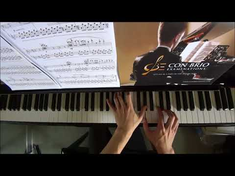 LCM Piano 2018-2020 Grade 5 List C2 Grimes Every Morning, Birds By Alan