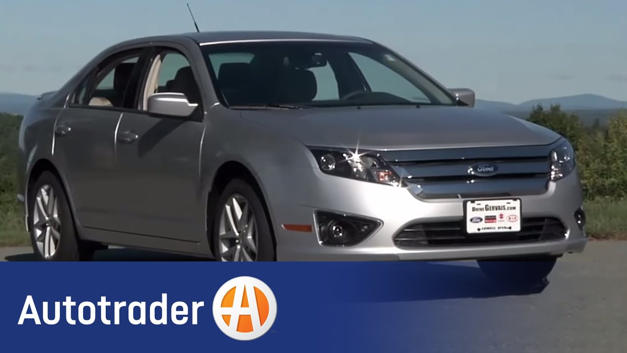 2011 Ford Fusion - Sedan | New Car Review | AutoTrader - YouTube