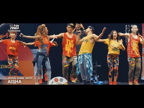 2016 Asia ZUMBA® Conference PV