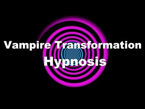 Vampire Transformation Hypnosis (Request)