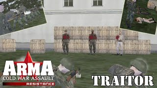 ARMA: Resistance (Operation Flashpoint: Resistance) Troska being a traitor