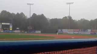 Twitter Baseball World Series 2015 -- Swinging in the Rain
