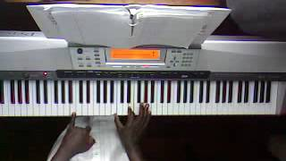 Hillsong - Here I Am To Worship (Piano Tutorial)