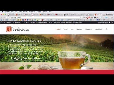 Mit Visual Composer eine Professionelle Kontaktseite erstellen in WordPress