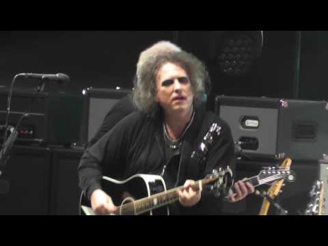 The Cure Live In Budapest 2016 - Just Like Heaven