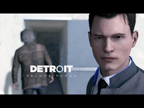 DETROIT BECOME HUMAN #10 - Perseguição! (Gameplay em Português PT BR no PS4 Pro)