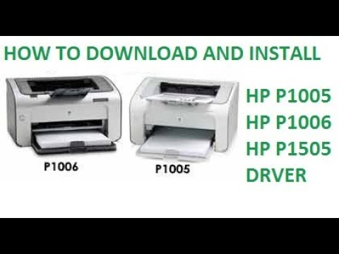 HP LASERJET P1505N PCL 5 WINDOWS 7 DRIVERS DOWNLOAD (2019)