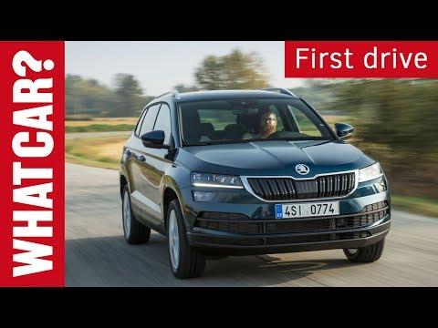 2017 Skoda Karoq 1.5 TSI review | What Car? first drive
