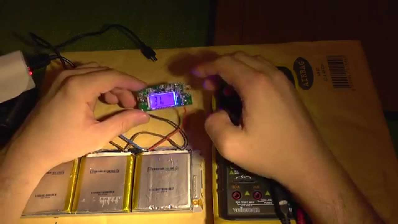 Diy Portable Power Bank From An Old Macbook Battery Youtube Waterproof Mobile Phone Circuit Boards
