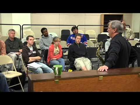 Loyola University New Orleans - Dick Oatts - Masterclass