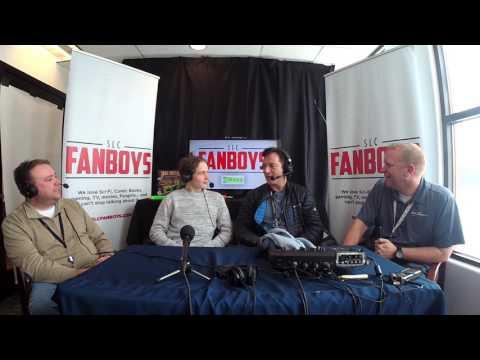 Interview: Jason Isaacs (The OA) & Levi Miller (Pan)