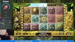Gonzo Quest - Retrigger Hype - Big Win