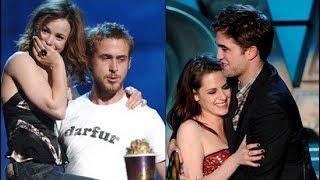 Quand les Stars s'embrassent en public