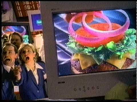 Applebees' IPO (commercial, 1999)