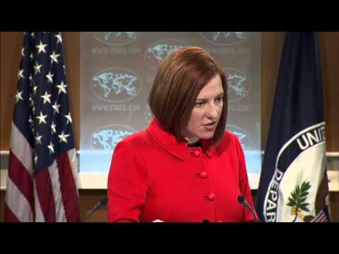 Daily Press Briefing: March 13, 2015