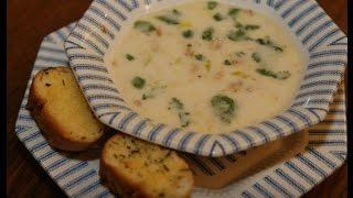 Юлия Высоцкая — Куриный суп-крем