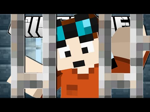 Thumbnail: Minecraft | I'M BACK IN PRISON!! | Escapists 2 Custom Map