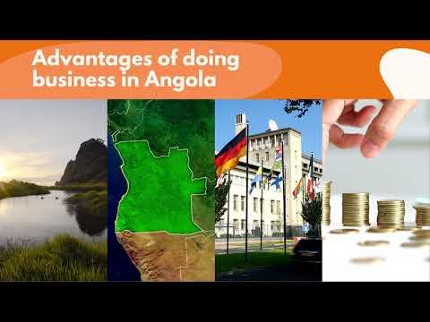 Angola: Invest and Progress