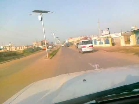 Juba - road to UNMISS