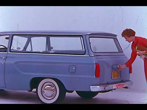 Toyota Toyopet Crown Custom Wagon Commercial