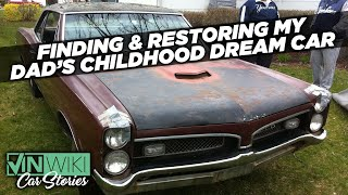Finding & restoring my dad's childhood dream car
