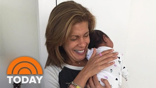 Hoda Kotb Reveals Meaning Behind Daughter Haley Joy's Name | TODAY
