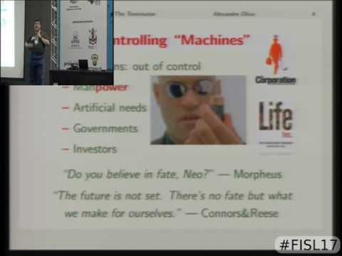 A Singularidade, a Matrix e o Exterminador do Futuro
