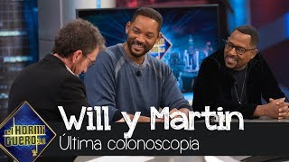 Will Smith da todos los detalles de su última colonoscopia - El Hormiguero 3.0