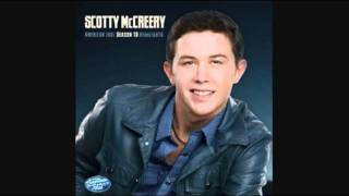 Scotty McCreery - Are You Gonna Kiss Me or Not (Studio Recording)