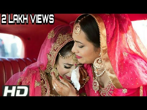 PUNJABI WEDDING EMOTIONAL MOMENTS | THIS VIDEO WILL MAKE YOU CRY |