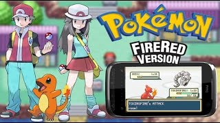 Como Baixar e Instalar Pokémon fire red para Celular em Português Br [Android-2017]