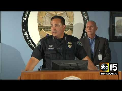 FULL: Austin PD Chief Art Acevedo speaks to media regarding Breaion King Arrest
