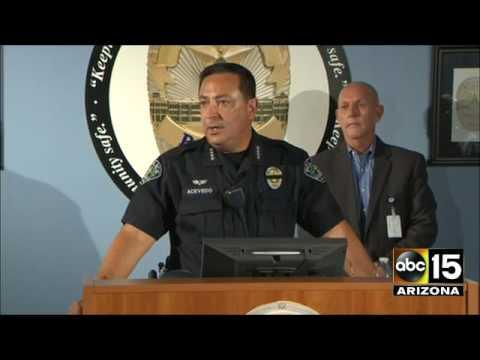 FULL: Austin PD Chief Art Acevedo speaks to media regarding Breaion King Arrest