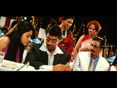 Ghajini   Tamil Movie   Scenes   Clips   Comedy   Songs   Suriya proposes to Asin