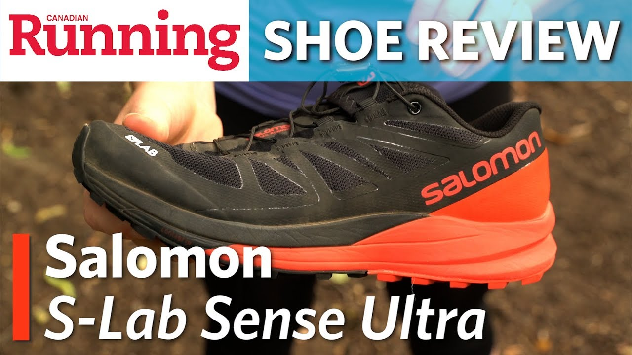 best sneakers d75bf 7f196 SHOE REVIEW: Salomon S-Lab Sense Ultra