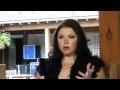 Capture de la vidéo Tanglewood Jazz Festival 2010: Jane Monheit Interview