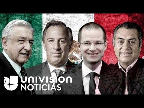 EN VIVO: Segundo debate presidencial de las elecciones en México 2018
