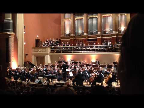 David Arnold live in concert - Surrender feat. Alžběta Kolečkářová