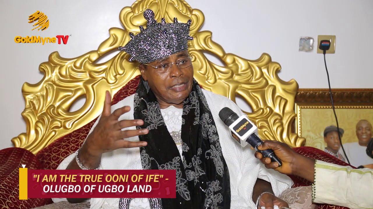 "Download ""I AM THE TRUE OONI OF IFE"" - OLUGBO OF UGBOLAND"