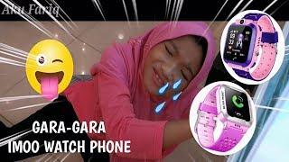 NIATNYA MAU BELI IMOO WATCH PHONE | TERNYATA ? 😫 LANJUT BELI BUKU CERITA CICAN