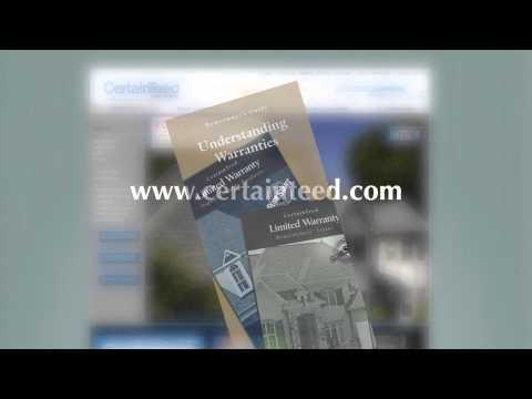 Understanding CertainTeed Roofing Warranties