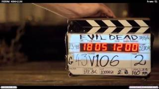 Evil Dead Behind-the-Scenes