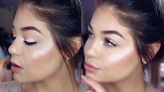GLOWING & Fresh Spring Makeup Tutorial | Blissfulbrii