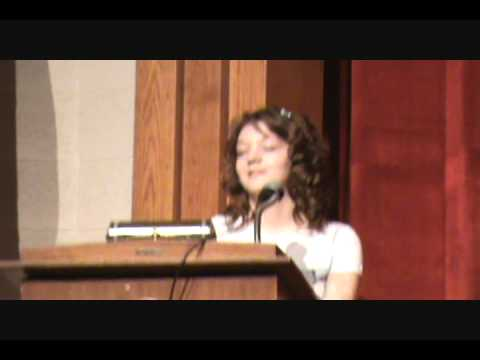 Anna Knoblach tells a Rabbit Joke