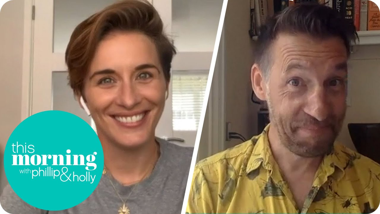 Download Line of Duty's Vicky McClure & Craig Parkinson on AC-12 & Series 6 | This Morning